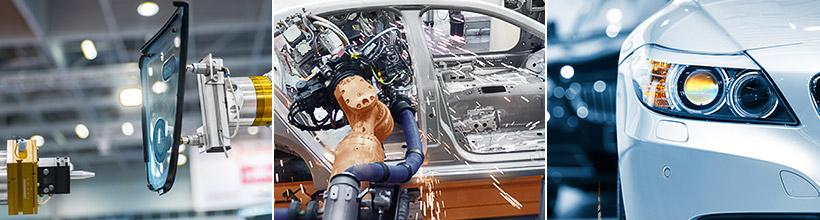 Automobile Banc Dessai Et Suivi De Production